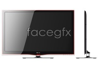 Hisense flat screen tv hd photo