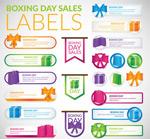 Link toHoliday sale label vectors
