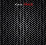 Link toHollow steel background vector
