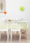 Link toHome dining table psd