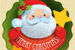 Link toHonest santa cartoon vector