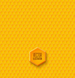 Link toHoneycomb-shaped seamless background vector