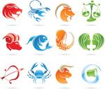 Link toHoroscope avatar icons