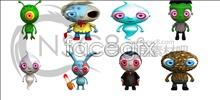 Link toHorror doll icons