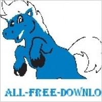 Link toHorse blue