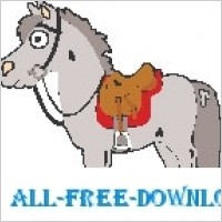 Link toHorse with saddle