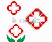 Link toHospitals sign caring guardian of the red cross psd
