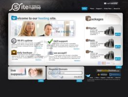 Link toHosting layout 4 sale