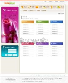 Link toHotel and catering class template psd