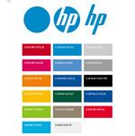 Link toHp logo vector