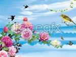 Link toHuaxiangniaoyu butterfly psd