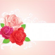 Link toHuge collection of beautiful flower vector graphics 20 free