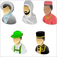 Link toHuman races vista icons icons pack