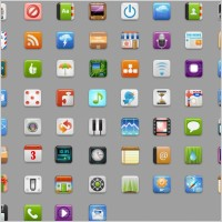 Link toIcandies icons pack