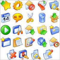 Link toIcandy junior toolbar icons icons pack