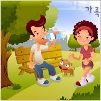 Link toIclickart cartoon illustration vector 10 family