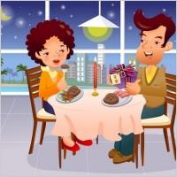 Link toIclickart cartoon illustration vector 16 family