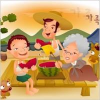 Link toIclickart cartoon illustration vector 2 family