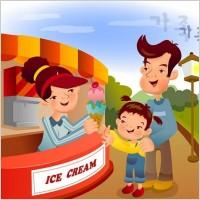 Link toIclickart cartoon illustration vector 9 family