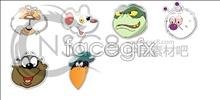 Link toIcon cartoon character series 9