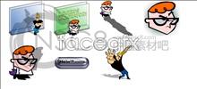 Link toIcon cartoon characters series 2