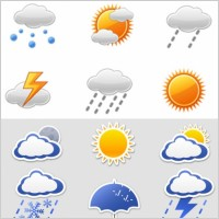Link toIcon daquan weather articles vector
