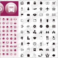 Link toIcon more than a simple vector graphics material