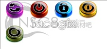 Link toIcon perfect jelly buttons