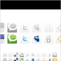 Link toIcon the world leading web20 website logo icon vector