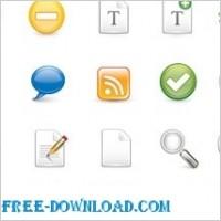 Link toIcons set vectors pack