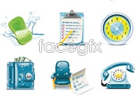 Link toIdeas for daily use icon vector