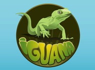 Link toIguana layout vector free