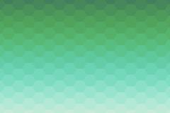 Illusion honeycomb background gradient vector