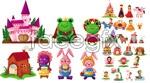 Link toImage of cartoon fairy tales vector