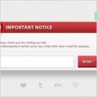 Link toImportant notice