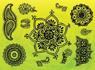Link toIndian tattoo graphics vector free