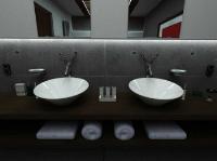 Link toIndoor space 3d bathroom model