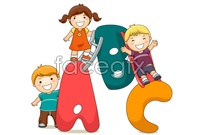 Link toInfant children cartoon vector illustration