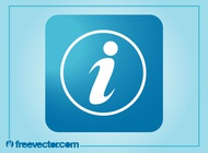 Link toInformation symbol icon vector free