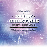 Link toInk christmas poster vector