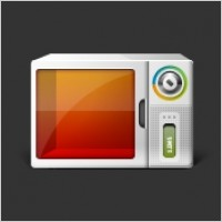 Link toIntelligent home appliances icon psd source file
