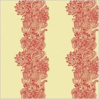 Link toIntensive handpainted pattern vector 1