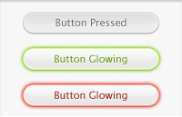 Link toInterface kit with buttons, text fields, and slider psd