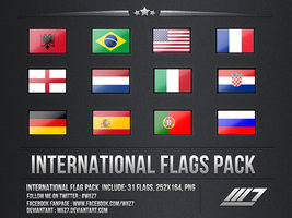 Link toInternational flags