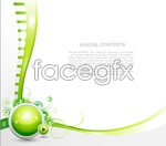 Link toIntroduction background pattern vector
