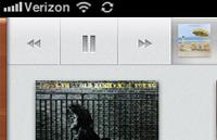 Link toIos 5 ipad music app psd
