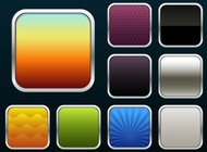 Link toIos app icons vector free