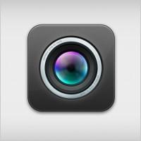 Link toIos lens icon psd