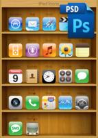 Link toIpad icons source psd