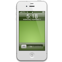 Link toIphone 4 white icons
